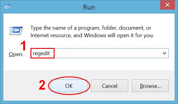 Clear run box history on Windows 02