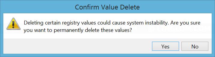 Clear run box history on Windows 06