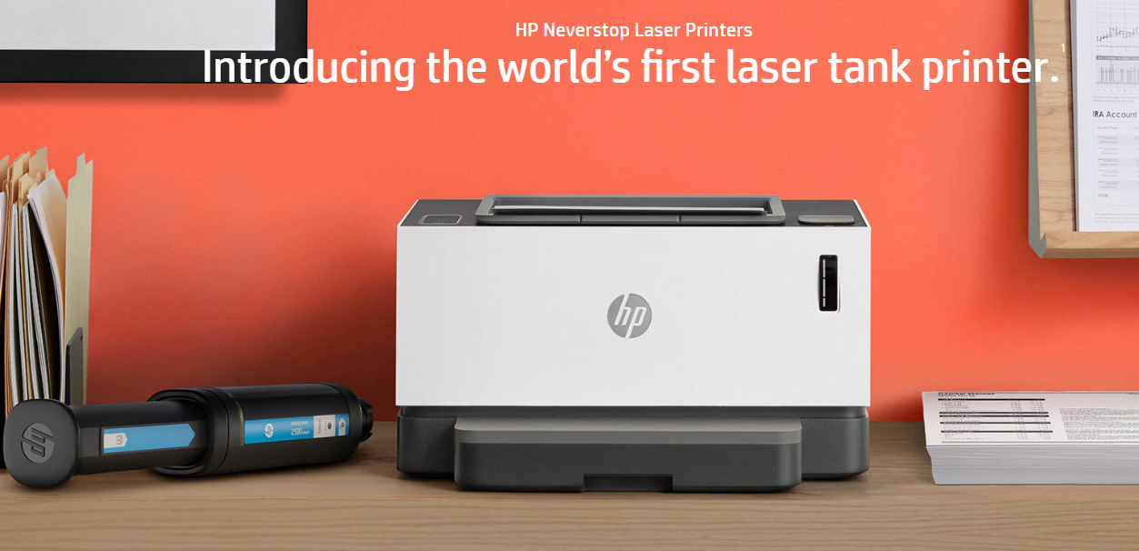 Photo of HP Launches 'World's First Laser Tank' Printers in India Starting Rs. 15,846