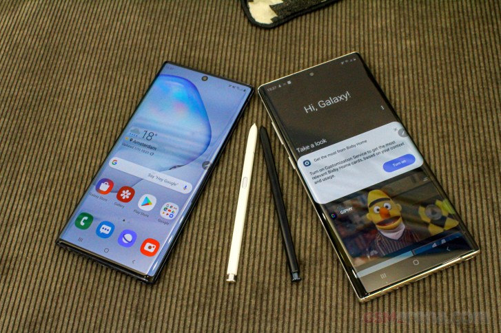 Photo of Samsung Galaxy Note10 and Note10+ hands-on review