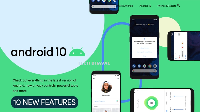 Android-10-new-features
