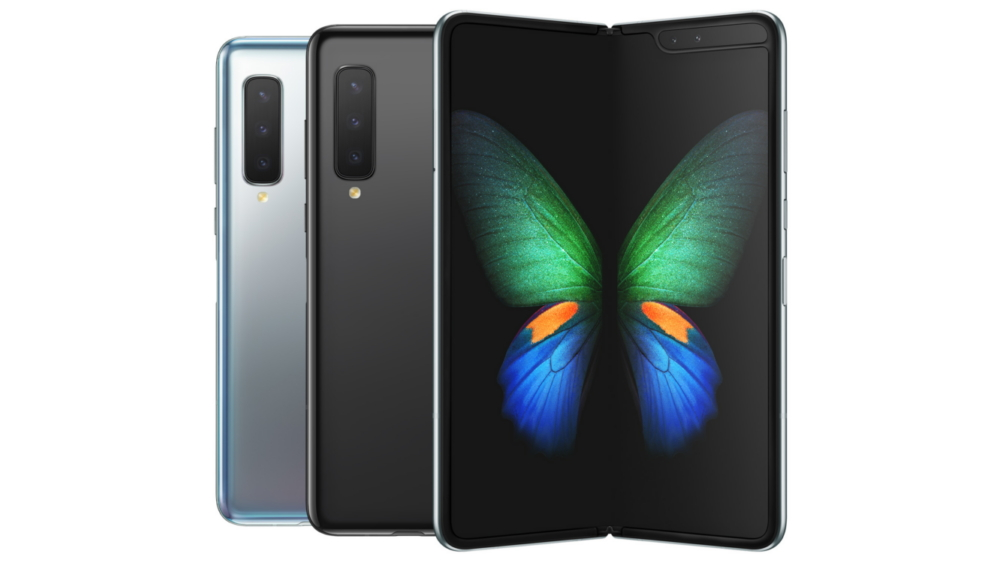 Photo of Galaxy Fold launched in India for Rs. 1,64,999 (~$2320)