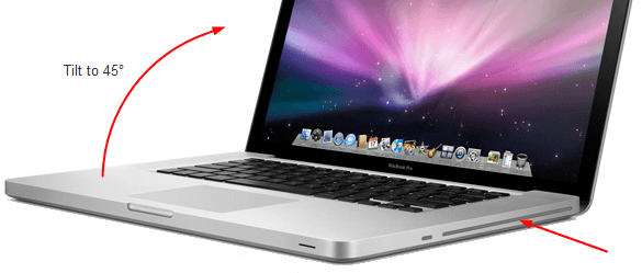 Photo of 10 Ways To Eject a Stuck CD or DVD from MacBook SuperDrive