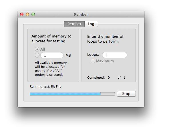 Photo of 3 Memory Testing Utility for Mac OS X