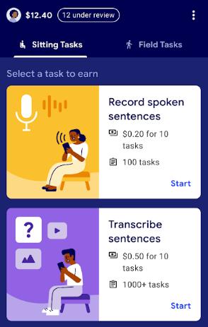 Task Mate App Tasks