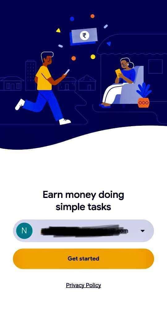 Task Mate Start App