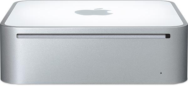 mac mini 2009 device