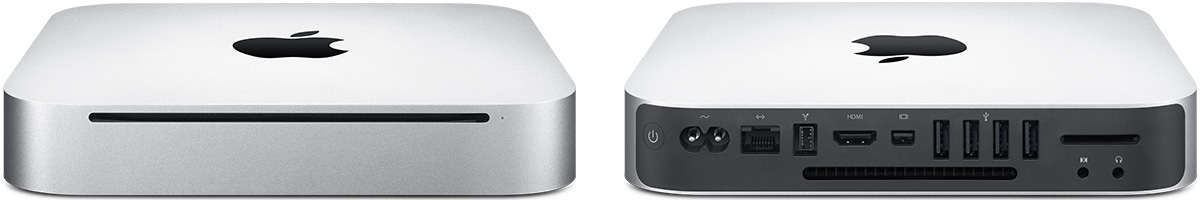 mac mini 2010 device